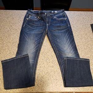 Miss Me Bootcut SZ 30 Jeans
